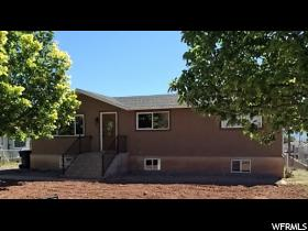 Home for sale at 325 S 500 West, Richfield, UT  84701. Listed at 160000 with 4 bedrooms, 2 bathrooms and 2,208 total square feet