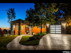 Home for sale at 3347 E Oakcliff Dr, Salt Lake City, UT 84124. Listed at 980000 with 5 bedrooms, 4 bathrooms and 4,977 total square feet