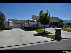 Home for sale at 1492 W Sunset Cir, Nibley, UT  84321. Listed at 263000 with 5 bedrooms, 3 bathrooms and 2,600 total square feet