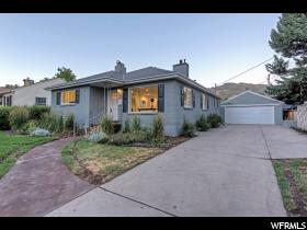 Home for sale at 1869 S 2000 East, Salt Lake City, UT  84108. Listed at 549900 with 4 bedrooms, 3 bathrooms and 2,672 total square feet