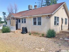Home for sale at 21 N 200 West, Roosevelt, UT  84066. Listed at 59000 with 3 bedrooms, 1 bathrooms and 1,680 total square feet