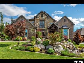 Casa Unifamiliar por un Venta en 1602 E HIDDEN SPRINGS PKWY Fruit Heights, Utah 84037 Estados Unidos