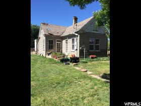 Home for sale at 69 E 100 North, Coalville, UT  84017. Listed at 148000 with 2 bedrooms, 1 bathrooms and 1,060 total square feet