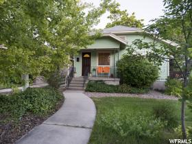 Home for sale at 734 E 2700 South, Salt Lake City, UT  84106. Listed at 256000 with 3 bedrooms, 2 bathrooms and 1,548 total square feet
