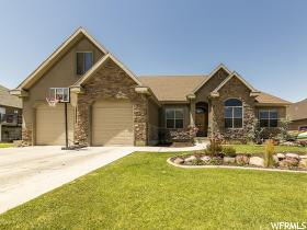 Home for sale at 746 S 300 West, Salem, UT  84653. Listed at 445000 with 5 bedrooms, 4 bathrooms and 4,872 total square feet