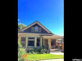 Home for sale at 812 E 4th Ave, Salt Lake City, UT 84103. Listed at 519900 with 3 bedrooms, 2 bathrooms and 2,641 total square feet