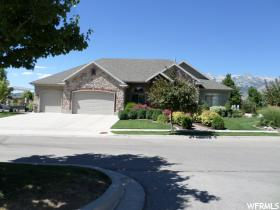 Home for sale at 4594 W 10600 North, Highland, UT 84003. Listed at 619900 with 5 bedrooms, 5 bathrooms and 4,942 total square feet