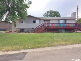 Home for sale at 1035 W 250 North, Roosevelt, UT  84066. Listed at 184900 with 4 bedrooms, 3 bathrooms and 2,256 total square feet