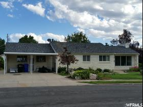 Home for sale at 43 W 1200 South, Bountiful, UT  84010. Listed at 309000 with 5 bedrooms, 3 bathrooms and 2,790 total square feet