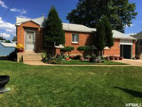 Home for sale at 3948 S 2075 West, Roy, UT 84067. Listed at 169900 with 4 bedrooms, 2 bathrooms and 1,812 total square feet