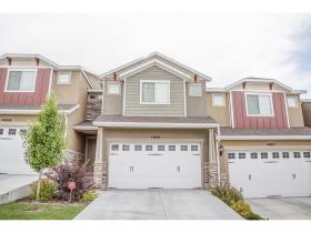 Home for sale at 14604 S Edgemere Dr, Herriman, UT  84096. Listed at 239900 with 3 bedrooms, 2 bathrooms and 2,370 total square feet
