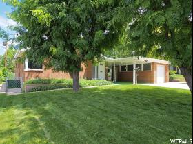 Home for sale at 2731 E 4135 South, Holladay, UT 84117. Listed at 364000 with 3 bedrooms, 2 bathrooms and 2,262 total square feet