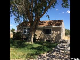 Home for sale at 350 W Durfee St., Grantsville, UT  84029. Listed at 149900 with 2 bedrooms, 1 bathrooms and 1,610 total square feet