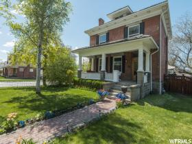 Home for sale at 1144 S 1100 East, Salt Lake City, UT 84105. Listed at 499900 with 4 bedrooms, 2 bathrooms and 3,490 total square feet