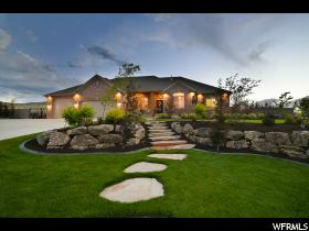 Home for sale at 14812 S Castle Valley Dr, Bluffdale, UT 84065. Listed at 799900 with 4 bedrooms, 3 bathrooms and 5,614 total square feet