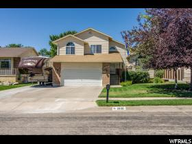 Home for sale at 2830 W 4400 South, Roy, UT 84067. Listed at 249900 with 4 bedrooms, 3 bathrooms and 2,062 total square feet