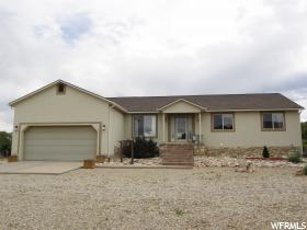 Single Family Home for Sale at 7184 S CURRENT CREEK MOUNTAIN Road Fruitland, Utah 84027 United States