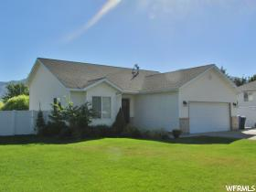 Home for sale at 3012 S Elkhorn Rd, Nibley, UT  84321. Listed at 209900 with 3 bedrooms, 2 bathrooms and 1,812 total square feet