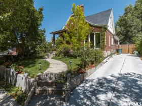 Home for sale at 1319 E 1300 South, Salt Lake City, UT 84105. Listed at 434900 with 5 bedrooms, 3 bathrooms and 2,617 total square feet