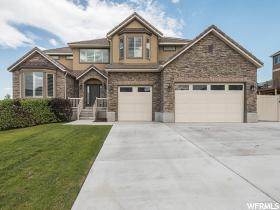 Home for sale at 14291  Fort Pierce Way, Herriman, UT  84096. Listed at 549900 with 5 bedrooms, 5 bathrooms and 6,128 total square feet