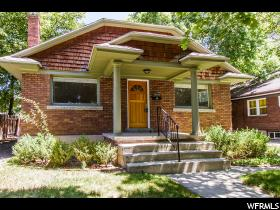 Home for sale at 2605 S 1100 East, Salt Lake City, UT  84106. Listed at 285000 with 3 bedrooms, 1 bathrooms and 1,980 total square feet