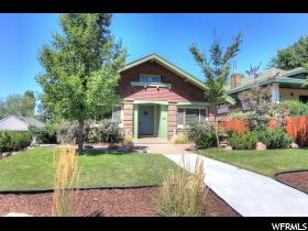 Home for sale at 517 N D St, Salt Lake City, UT  84103. Listed at 514900 with 4 bedrooms, 3 bathrooms and 2,640 total square feet