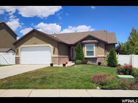 Home for sale at 4632 W Flintlock, Herriman, UT  84096. Listed at 335000 with 5 bedrooms, 3 bathrooms and 2,714 total square feet