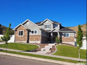 Home for sale at 5293 W Rose Summit Dr, Herriman, UT  84096. Listed at 459900 with 4 bedrooms, 3 bathrooms and 3,680 total square feet