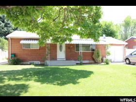 Home for sale at 949 S 200 East, Orem, UT  84058. Listed at 239900 with 4 bedrooms, 2 bathrooms and 1,800 total square feet