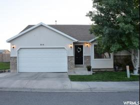 Home for sale at 914 S 630 West, Payson, UT  84651. Listed at 219900 with 4 bedrooms, 3 bathrooms and 2,476 total square feet
