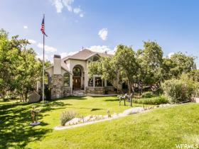 Home for sale at 11868 S Hidden Brook Blvd, Sandy, UT  84092. Listed at 699000 with 6 bedrooms, 4 bathrooms and 6,217 total square feet