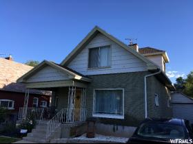 Home for sale at 1129 E Roosevelt Ave, Salt Lake City, UT  84105. Listed at 350000 with 4 bedrooms, 1 bathrooms and 2,301 total square feet