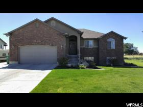 Home for sale at 5357 S 4550 West, Hooper, UT 84315. Listed at 296000 with 5 bedrooms, 3 bathrooms and 2,908 total square feet