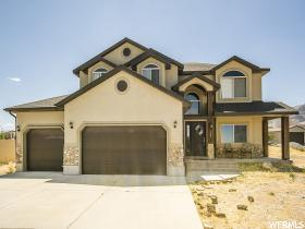 Home for sale at 889 N Silver Fox Dr, Grantsville, UT 84029. Listed at 269900 with 4 bedrooms, 3 bathrooms and 3,575 total square feet