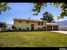 Home for sale at 8940 N 5200 West, Elwood, UT 84337. Listed at 230000 with 5 bedrooms, 2 bathrooms and 2,082 total square feet