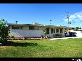 Home for sale at 304 W 7385 South, Midvale, UT 84047. Listed at 225000 with 4 bedrooms, 2 bathrooms and 2,350 total square feet