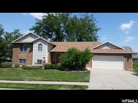 Home for sale at 123 E 550 South, Kaysville, UT 84037. Listed at 343000 with 4 bedrooms, 3 bathrooms and 3,030 total square feet