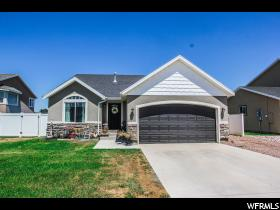 Home for sale at 451 E 1080 South, Roosevelt, UT  84066. Listed at 225000 with 4 bedrooms, 3 bathrooms and 2,100 total square feet