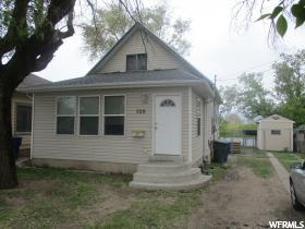 Home for sale at 520 W 24, Ogden, UT 84401. Listed at 79000 with 2 bedrooms, 1 bathrooms and 1,168 total square feet