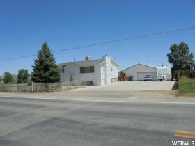 Home for sale at 4323 S 2500 East, Vernal, UT 84078. Listed at 170000 with 5 bedrooms, 2 bathrooms and 2,040 total square feet