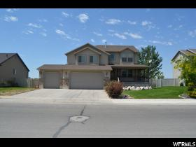 Home for sale at 5775 S 4650 West, Hooper, UT  84315. Listed at 289900 with 4 bedrooms, 3 bathrooms and 2,705 total square feet