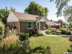 Home for sale at 2522 Elm Ave, Salt Lake City, UT  84109. Listed at 369000 with 3 bedrooms, 2 bathrooms and 1,700 total square feet
