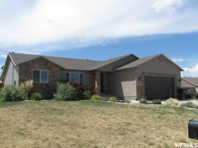 Home for sale at 2448 S 500 West, Vernal, UT 84078. Listed at 248900 with 3 bedrooms, 2 bathrooms and 1,559 total square feet