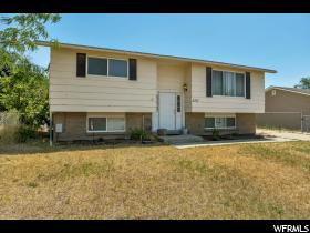 Home for sale at 5317 S 5420 West, Kearns, UT  84118. Listed at 214500 with 3 bedrooms, 2 bathrooms and 1,886 total square feet
