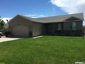 Home for sale at 264 E 600 North, Roosevelt, UT  84066. Listed at 199900 with 4 bedrooms, 2 bathrooms and 1,531 total square feet