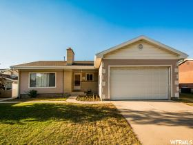 Home for sale at 1279 E Pagos Ave, Salt Lake City, UT 84124. Listed at 279900 with 5 bedrooms, 3 bathrooms and 2,610 total square feet