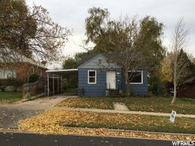 Home for sale at 1281 E 23rd St, Ogden, UT 84401. Listed at 179900 with 4 bedrooms, 2 bathrooms and 1,604 total square feet