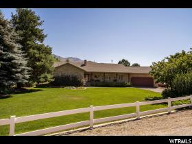 Home for sale at 2740 N 4950 East, Eden, UT  84310. Listed at 524900 with 4 bedrooms, 3 bathrooms and 5,085 total square feet