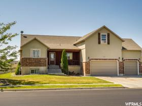 Home for sale at 3417 W Jupiter Hills Dr, Syracuse, UT 84075. Listed at 369900 with 6 bedrooms, 4 bathrooms and 4,543 total square feet