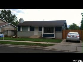 Home for sale at 5521 S Silvertip Dr., Kearns, UT  84118. Listed at 214900 with 4 bedrooms, 2 bathrooms and 2,037 total square feet